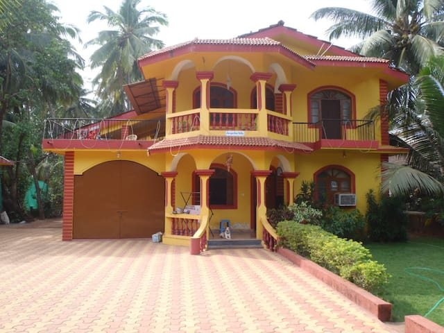 Jacqueline Residency - Calangute - House