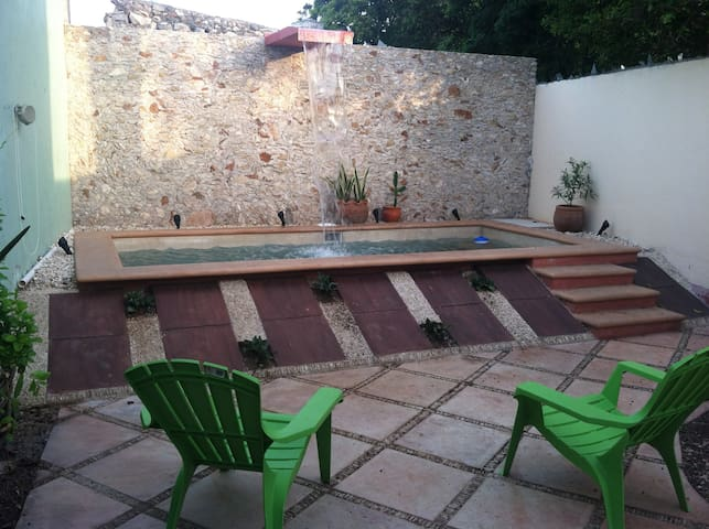 Great Colonial Home in Centro - Merida - Huis
