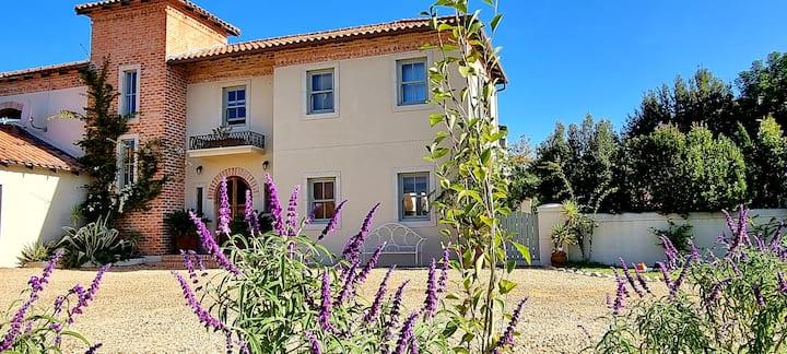 Winelands Tuscan Villa Simondium Franschhoek Paarl