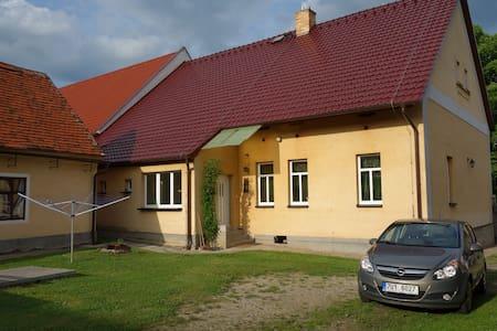 Attractive cottage-former farmhouse - Pavlíkov - Chatka w górach