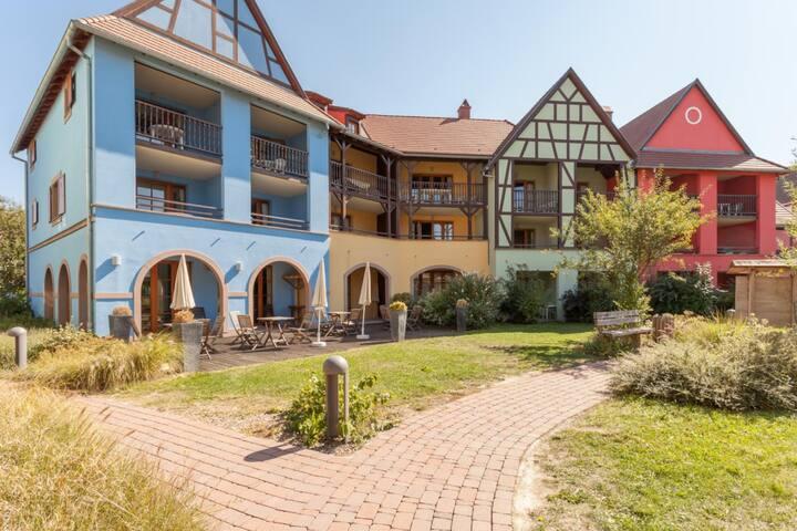 Le Clos d'Eguisheim Duplex 3p 6/7p