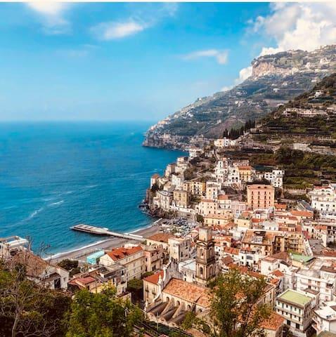 Little House in Amalfi coast