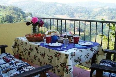 Agriturismo biologico a Roccaverano - Bed & Breakfast