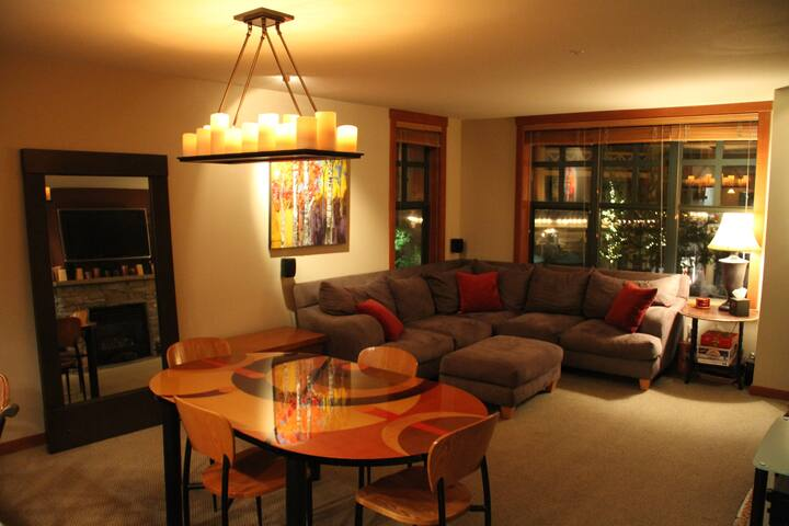 The Spa at Village Centre - Mammoth Lakes - Appartement