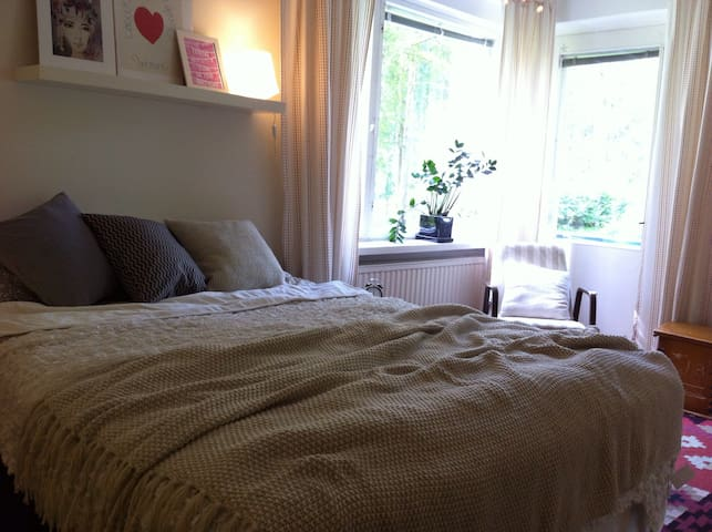 Cosy apartment with heart and soul! - Tampere - Huoneisto