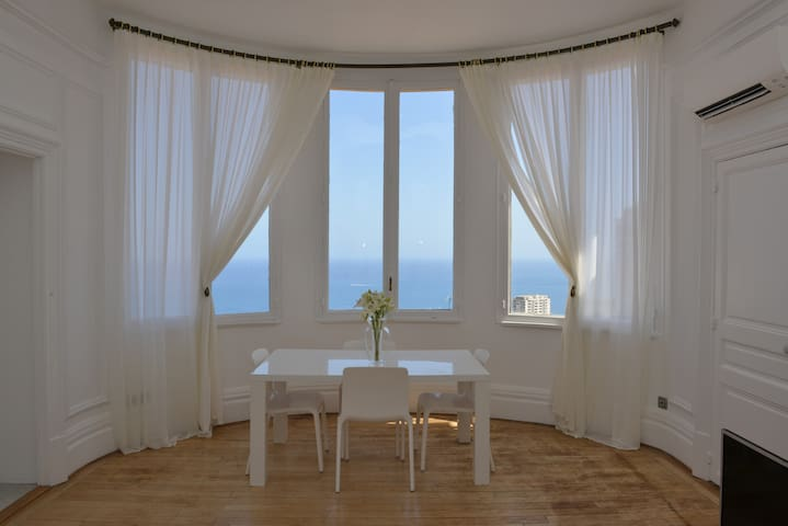 LUXURY APPARTMENT MONACO SEA VIEW - Beausoleil - Departamento