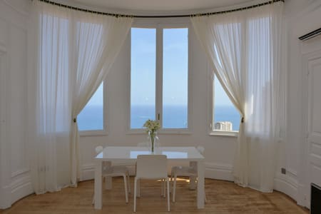 LUXURY APPARTMENT MONACO SEA VIEW - Beausoleil - Apartment