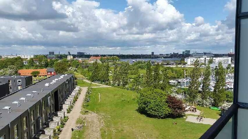 Københavns bedste udsigt - København - Apartment