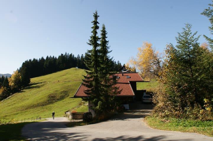 Einzigartigen Bergwelt - Sibratsgfäll - Casa