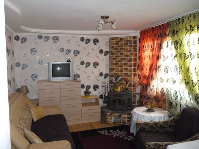 apartments with fireplace in cahul - Cahul - Pis