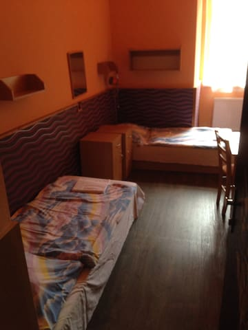 Vysehrad room for 2 people in Prague