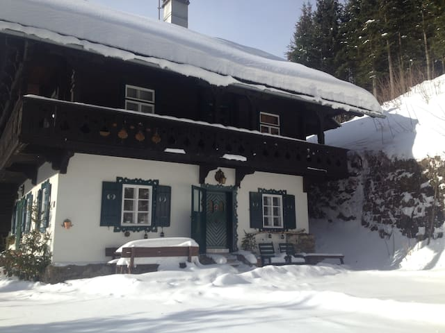 Jagdhaus Raneck, 300m2 Ideal für Fam. u Gruppen