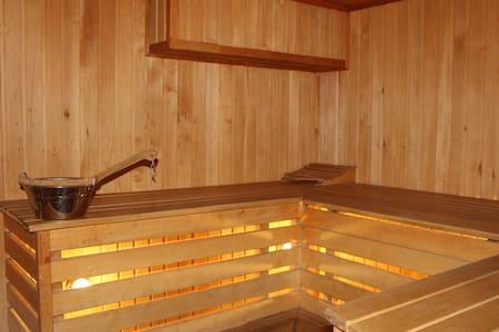 Мини-отель(бассейн,сауна,тренажеры) - Калуга - Bed & Breakfast