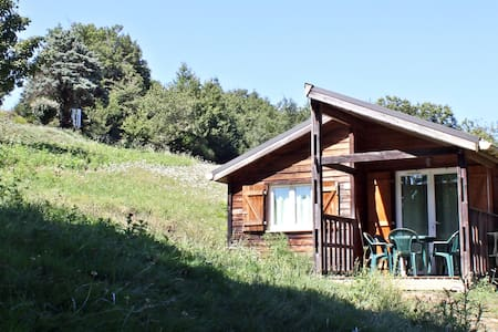 Chalet dans un camping, Albi - Tarn - Chalet
