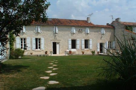 Chambre d'Hôtes LA PANTOUFLE - Chérac