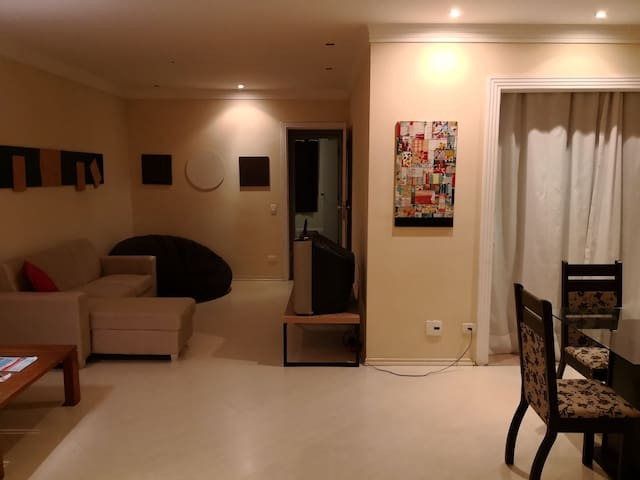 Apartamento 110m2 / Cozy appartment