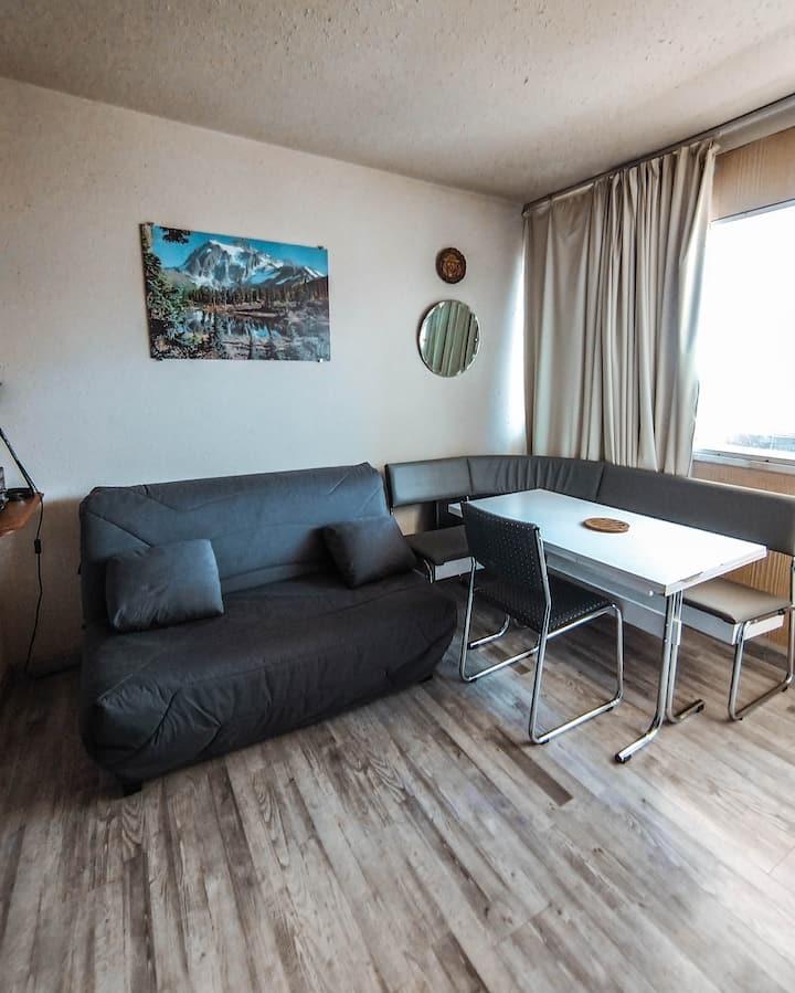 Appartement chaleureux dans les Pyrénées (Ariège)