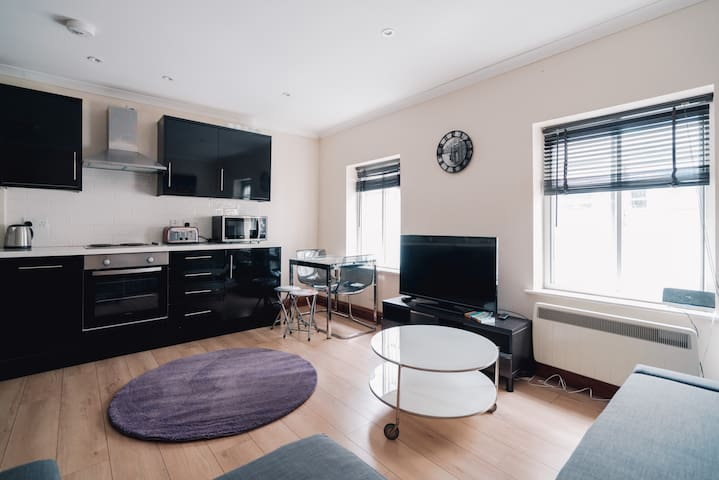 COSY APARTMENT ST CHRISTOPHER'S PLACE