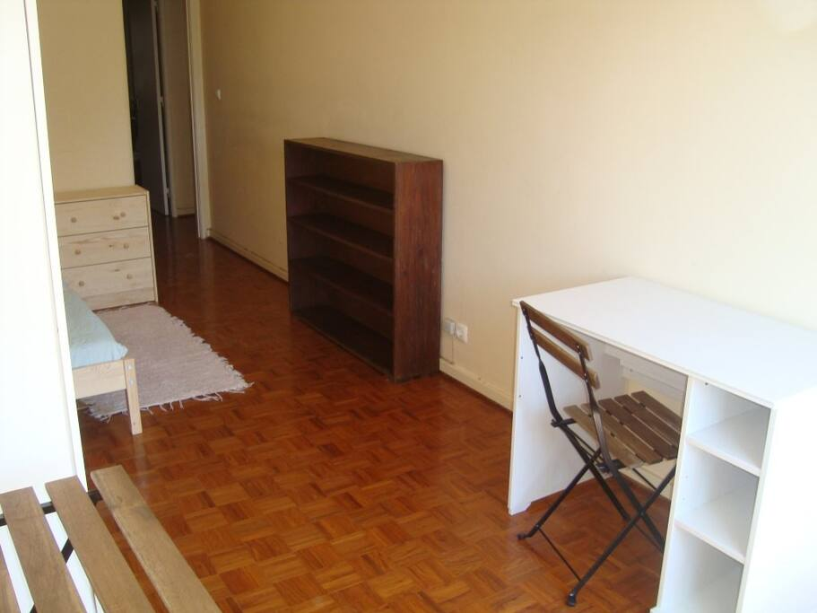Room and desk
