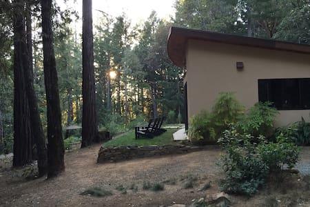 Bonny Doon Mountain Retreat