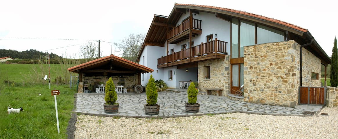 Casa rural errota-barri - Mungia - Bed & Breakfast
