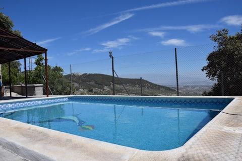 Cañahonda. Housing tourist accommodation. Illora.