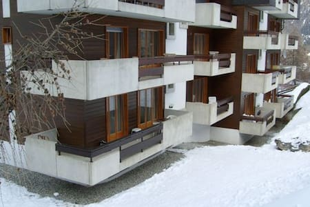 Winter Sports- / Holiday-Apartment-Swiss Alps. - Riddes
