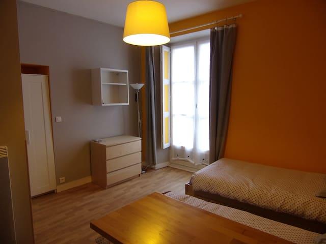 charmant studio tout confort  centre ville Nantes