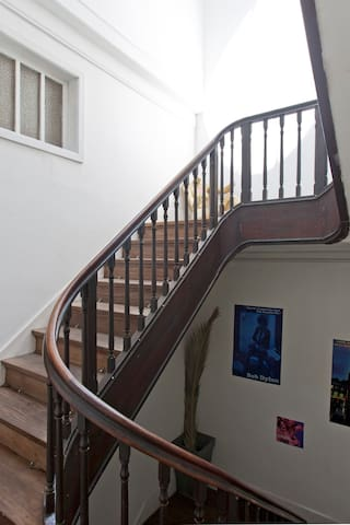 Stairways....and still, music inspirations