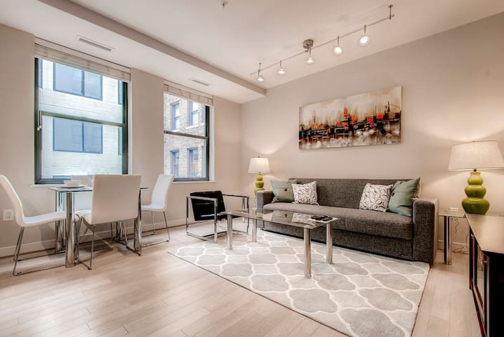Posh 1Bedroom DC Apartment - Washington - Daire