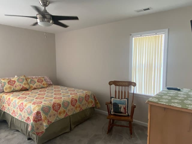 2nd floor 1st bedroom