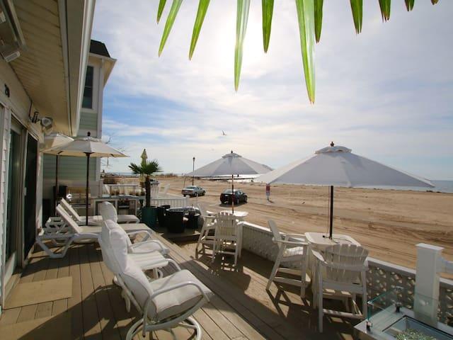 La Sirena.  Right on North Beach. South Haven Joy!