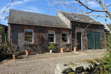 Converted stables/ fishing lodge - Galashiels - Andere
