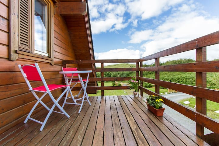 Rustic 1 Bed Apartment Private Deck - Westport - Daire