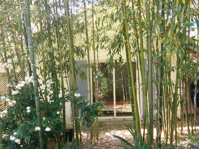 Chartreuse/Studio en fond de jardin - ตูลูส - บ้าน