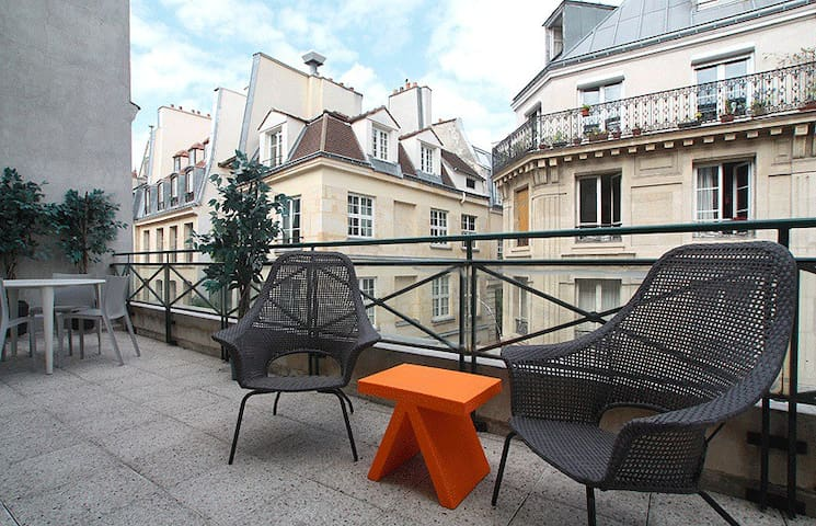 ☆ Apartment with terrace ☆