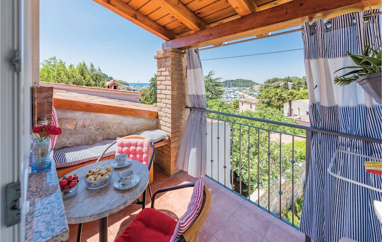 Holiday apartment with 1 room on 20m² in Vrsar