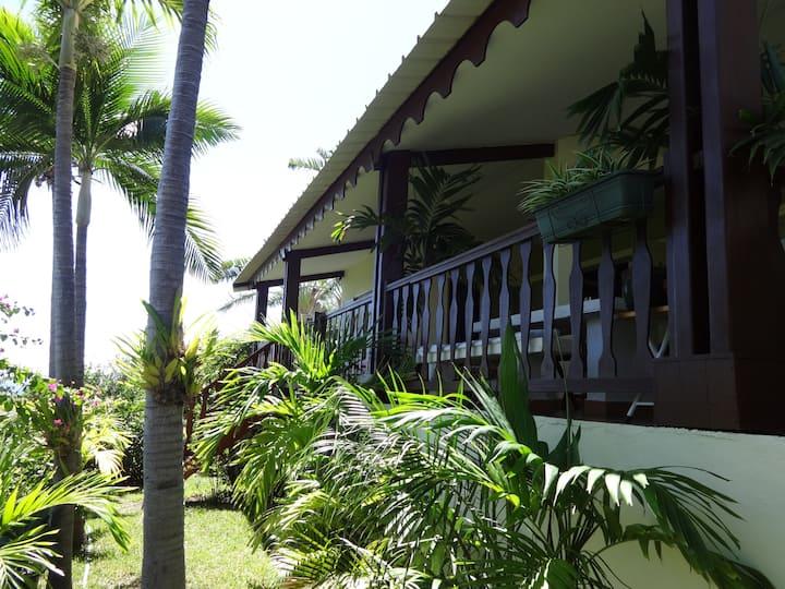Villa Plaisance. Océan & Verdure