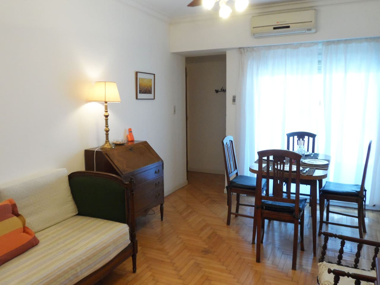 Cozy Apartment In San Telmo For 2 To 4 Guests Apartments For  # Muebles En Foz Do Iguacu