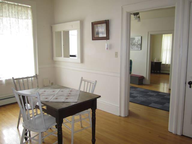 Comfortable Downtown Apartment - #1 - Calumet Township