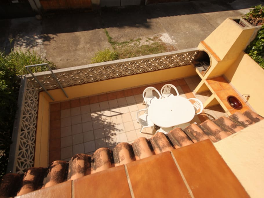 terraza trasera