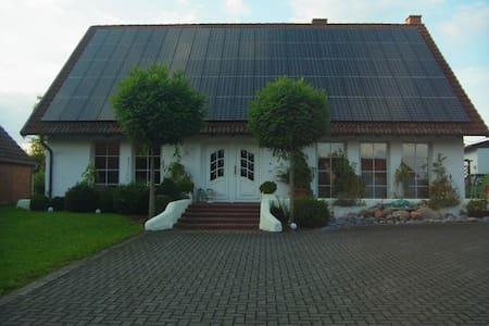 Ferienwohnung Wulf, Lippetal - Lippetal - Appartement