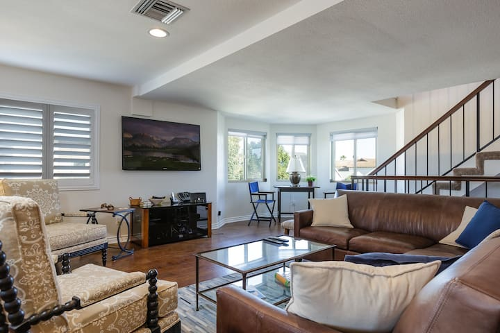 Big, Relaxing Beach Home - Oxnard