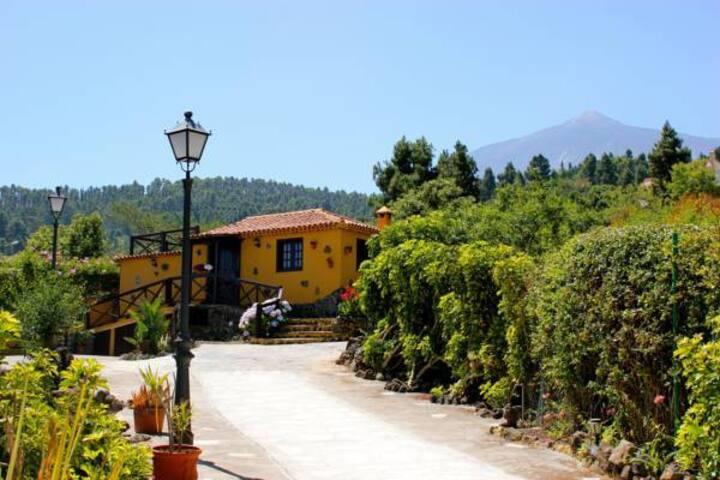 Casa Uchan Alojamiento Rural