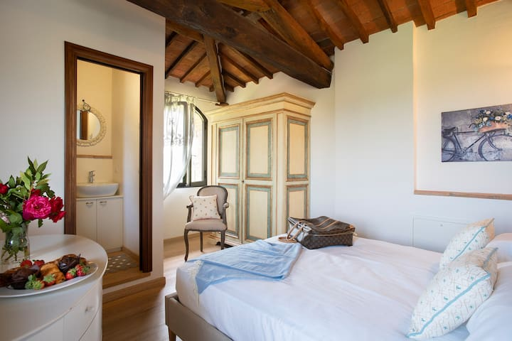 Villa Second Floor Room Gelsomino