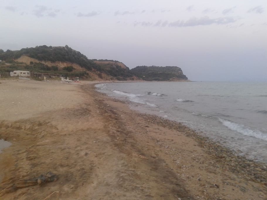 swimming place - beach 300 meters distance from the house
