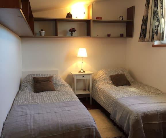 Private room and terrace-Garden BBQ - Estepona - Casa