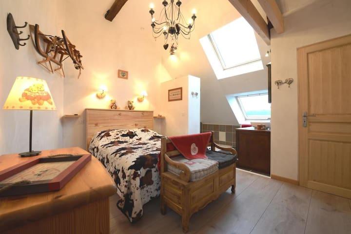 Chambre B&B 'Montagne' proche Beaune - Ladoix-Serrigny - Bed & Breakfast
