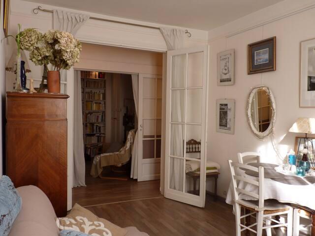 Chambre dans appartement chaleureux (women only)