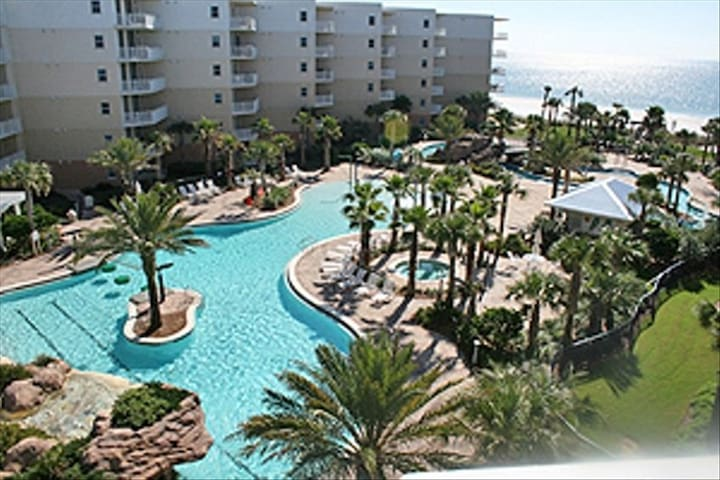 Family Resort Retreat Waterscape Unit B-514